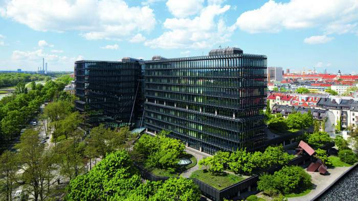 The EPO Headquarters in Munich | European Patent Office
