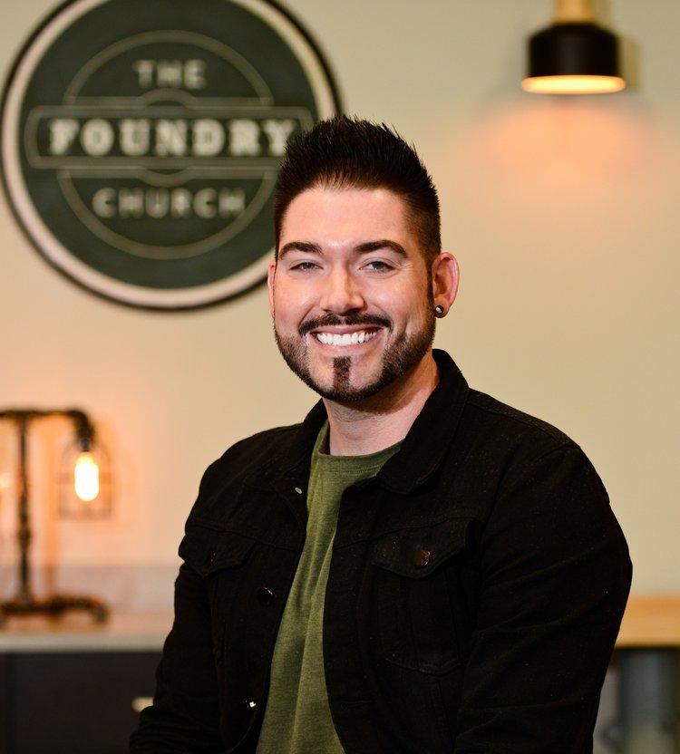Justin Kolean - Worship Director