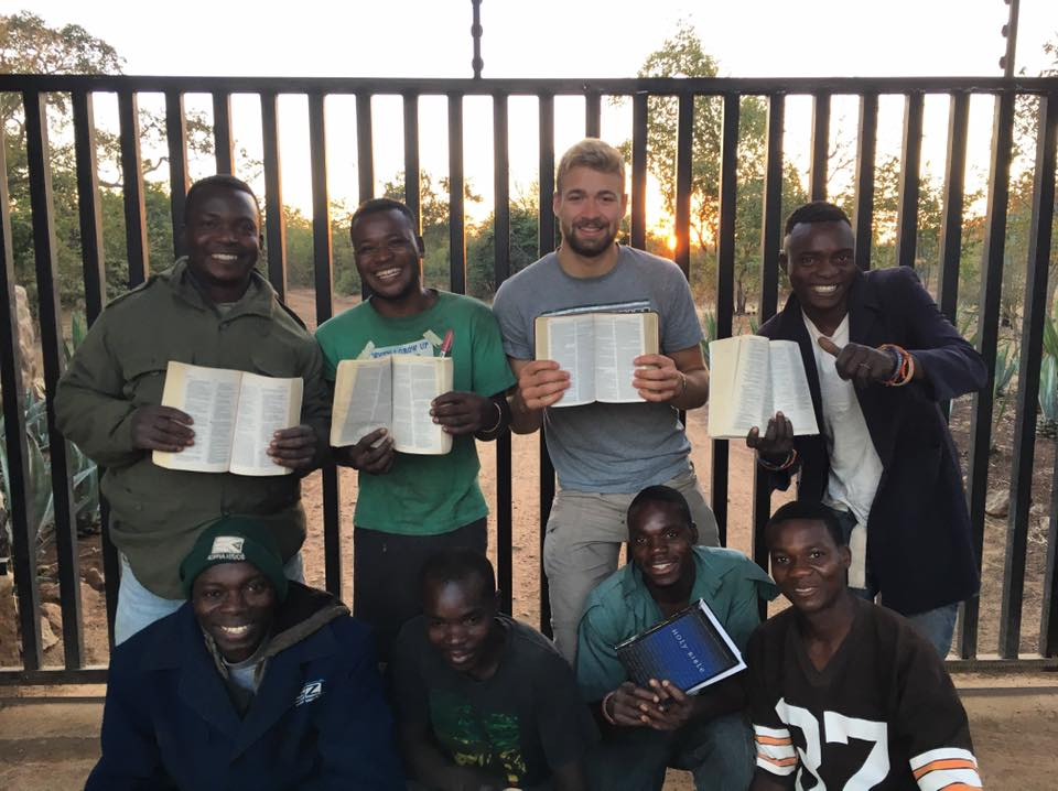 AUSTIN BONNEMA - EMPOWERING THE INDIGENOUS CHURCHOverland Missions exist to take the Gospel of Christ to the most remote and forgotten places on earth. After spending 3 months in Zambia, Africa and going through Advanced Missions Training, Austin has been called to join the Overland Missions Team leading groups of short term missionaries into some of the most unreached places on earth through Evangelism, Humanitarian Care, Discipleship, and creating Sustainability in these new areas.