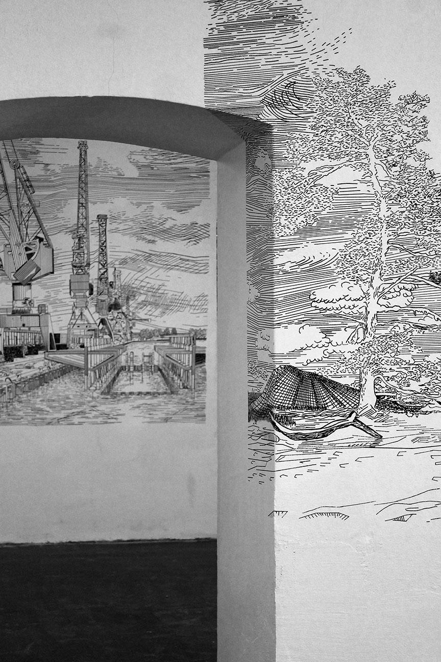 Weerkas Exhibition, Magazin Gallery, Vienna