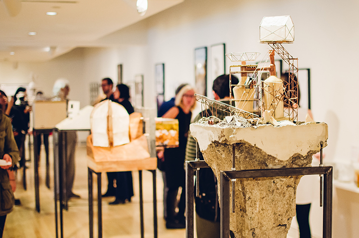 BAS Architecture Exhibition at the Carleton University Art Gallery