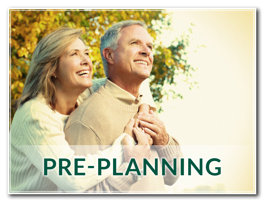 Pre-Planning with Robinson Funeral Home
