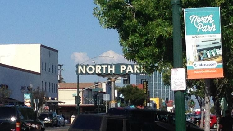 North Park Plans Smarter - In the 1960s, developers built 2-story apartments from single-family homes, which led to a decrease in street parking due to the wide driveways. Today's developers are working to create a