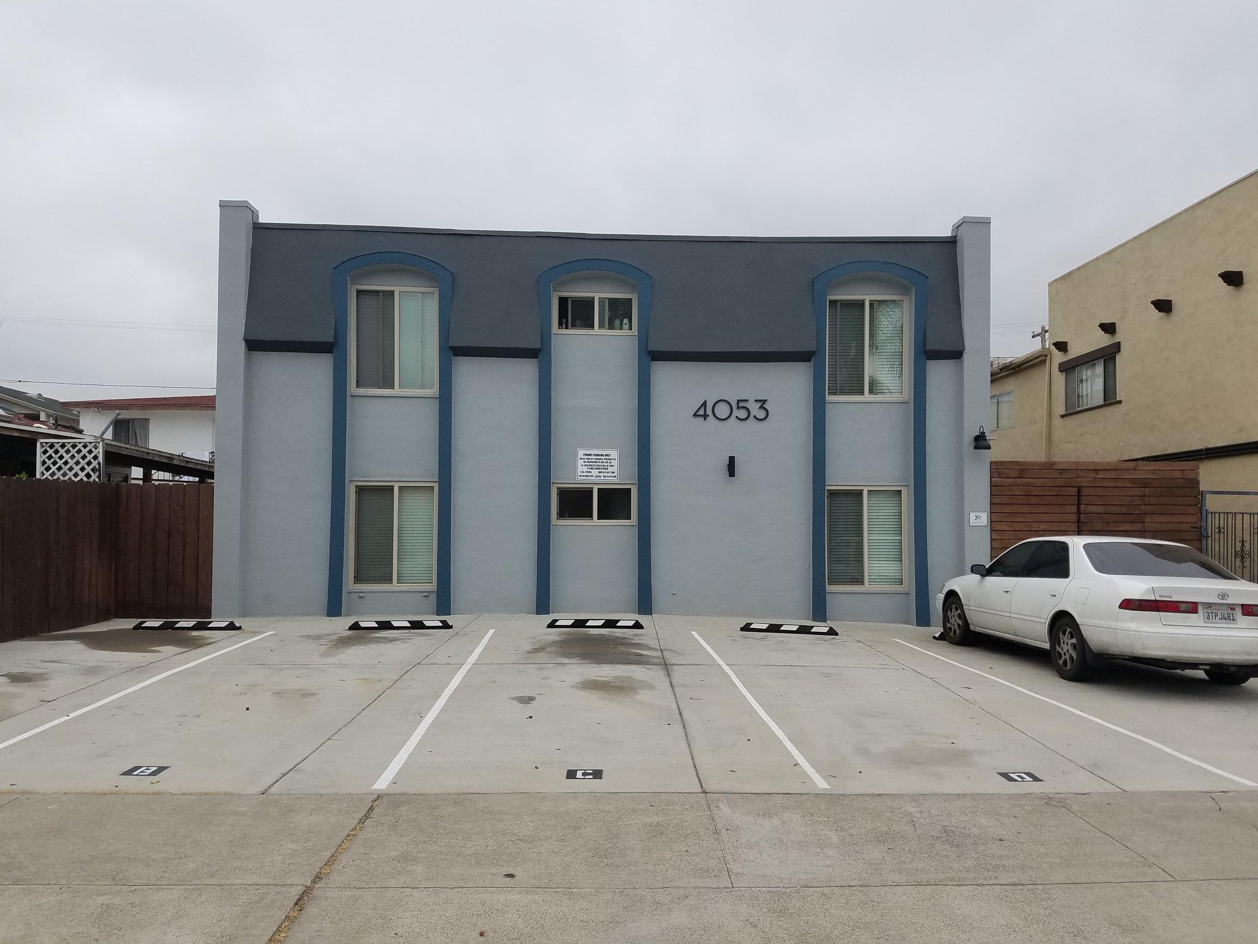 4052 Cherokee Avenue, San Diego, CA 92104 -