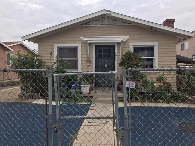 4039 Highland Avenue, San Diego, CA 92105 -