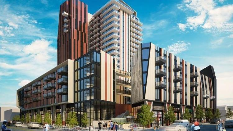 New Apartments Opening in 2018 - There are roughly 2,250 new apartments opening in San Diego County this year. Most command high rents, averaging an asking rent of around $2,489 a month.
