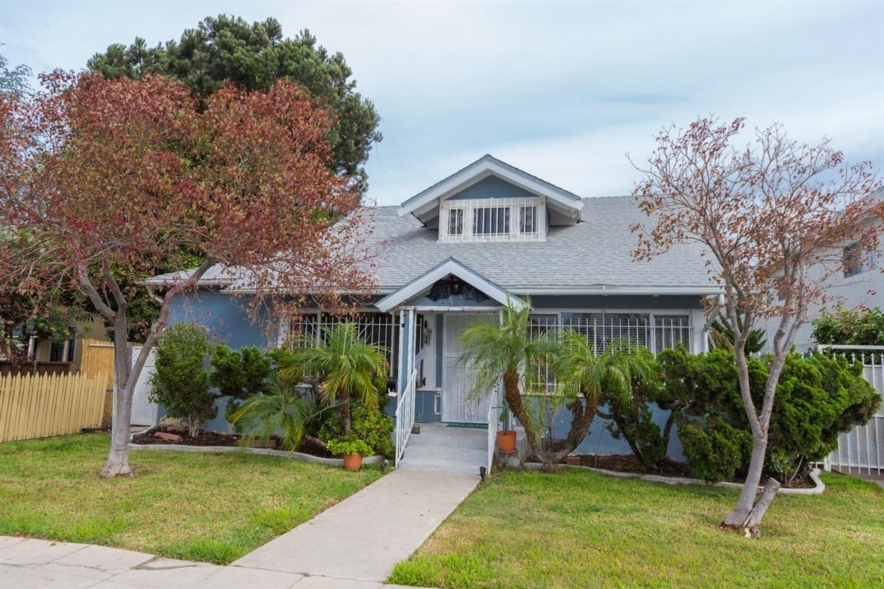 4473 North Avenue, San Diego, CA 92116 -
