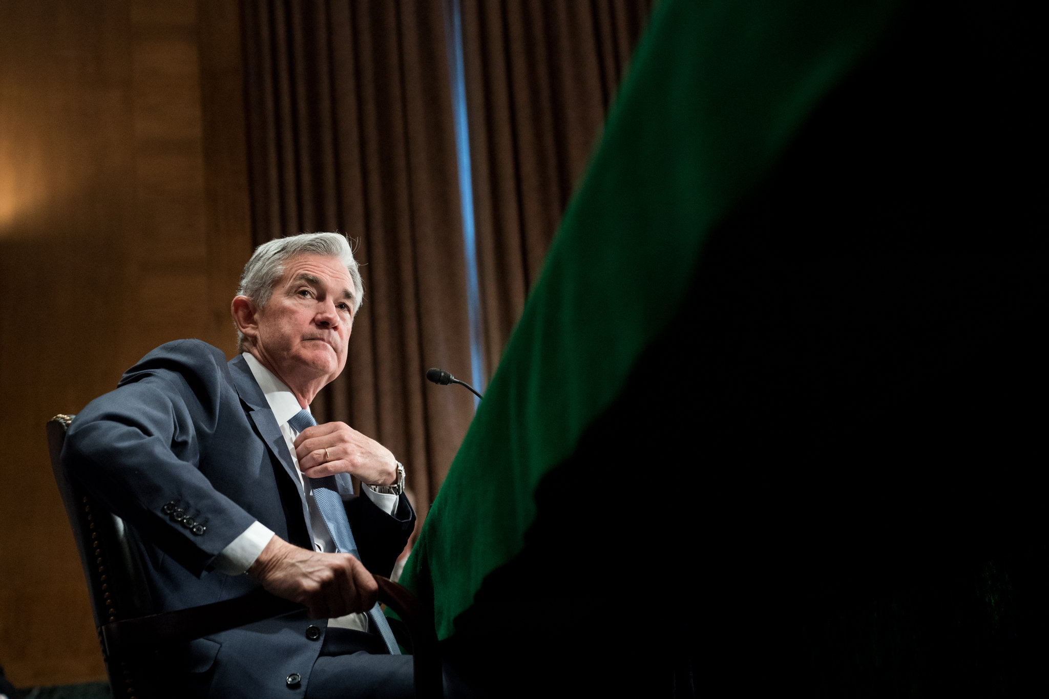 Fed Holds Rates Steady and Stays on Track for June Increase - The Federal Reserve held interest rates steady at the conclusion of its two-day policy meeting on Wednesday and acknowledged rising inflation, but it gave little indication that officials are worried about a sudden, rapid escalation in prices or an abrupt slowdown in economic growth that could alter its gradual pace of rate increases.