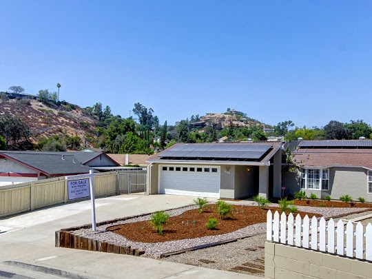 10208 Alta Terrace, La Mesa, CA 91941 - COE: 9/11/2018Move in Ready! You are going to love jumping in the pool on hot days!!! Entertainers dream home. Beautiful 4 bedroom home immaculately maintained with energy efficient double pane windows and owned solar! New drought resistant landscaping. Huge back yard perfect for relaxing or having friends over.