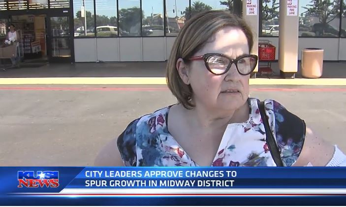 City Council approves new development and growth plan for Midway area - There's been a lot of new development across San Diego, but one area has not seen any major changes in decades. Today, San Diego City Council approved a new community plan for the Midway-Pacific Highway area.