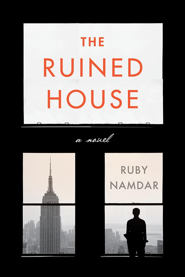the ruined house, ruby namdar, novel, book