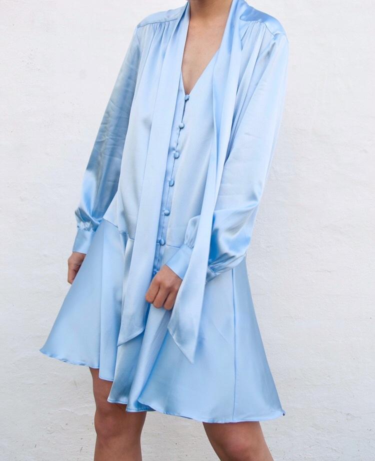 Introducing… - The Silk Dress