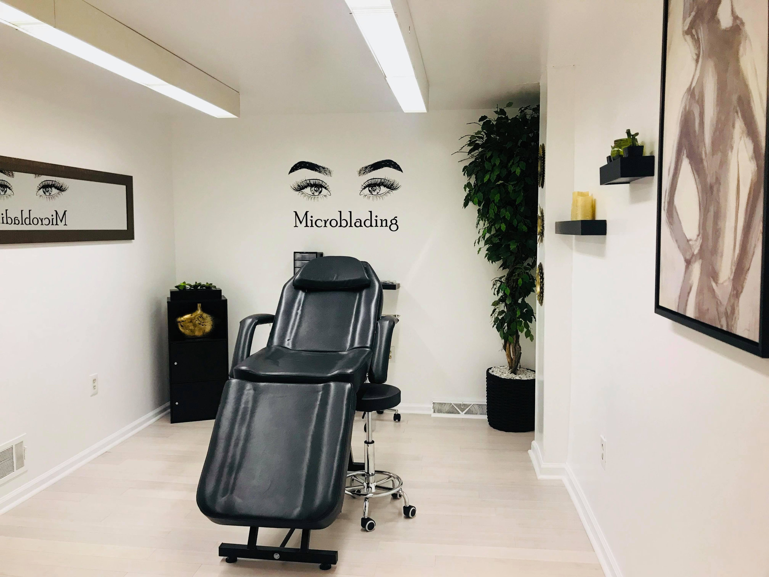 Chair for Microblading