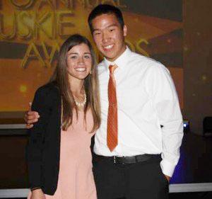 Claire Hilburger & David Wu