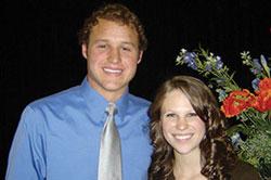 Ben Domyancic & Katie Kutza Larson