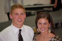 Ryan Curia & Adrienne Schertz