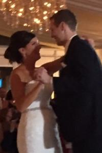 Mike & wife Caitlin
