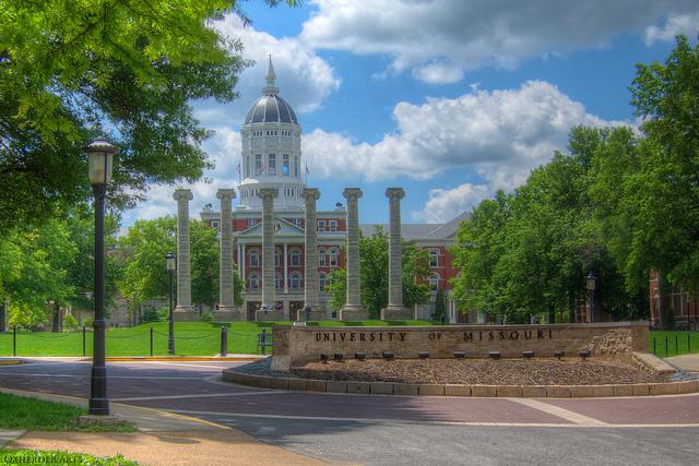 Jesse Hall - University of Missouri Columbia  Fire Alarm System