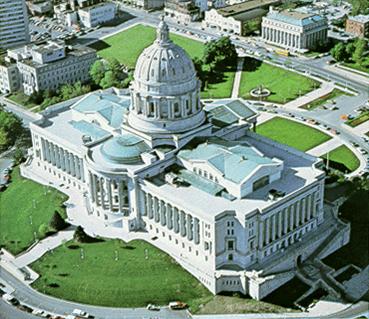 Missouri State Capitol  Fire Alarm System