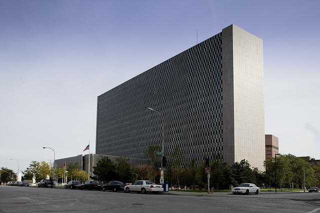 Richard Bolling Federal Building  Networked Voice Evacuation Fire Alarm System