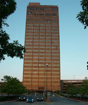 University Tower  Voice Evacuation Fire Alarm System