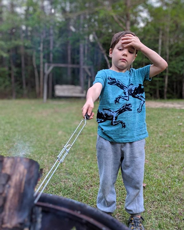 It's hot out here roasting marshmallows, but totally worth it!! Check out our latest video on YouTube, link in bio, to see all of the marshmallow fun!! @thetravelvlogfamily . . . . . #travel #familytravels #familytravelblog #familytravelblogger #familytraveltribe #familytravelmoment #familytraveller #familytraveling #familytraveler #familytravelling #travelfriends #youtube #youtuber #vlogger #vlog #travelvlog #familyvlog #family #Vloggers #youtubers #subscribe #vlogs #youtubevideo #youtubevideos #video #travelwithkids #travelwithus