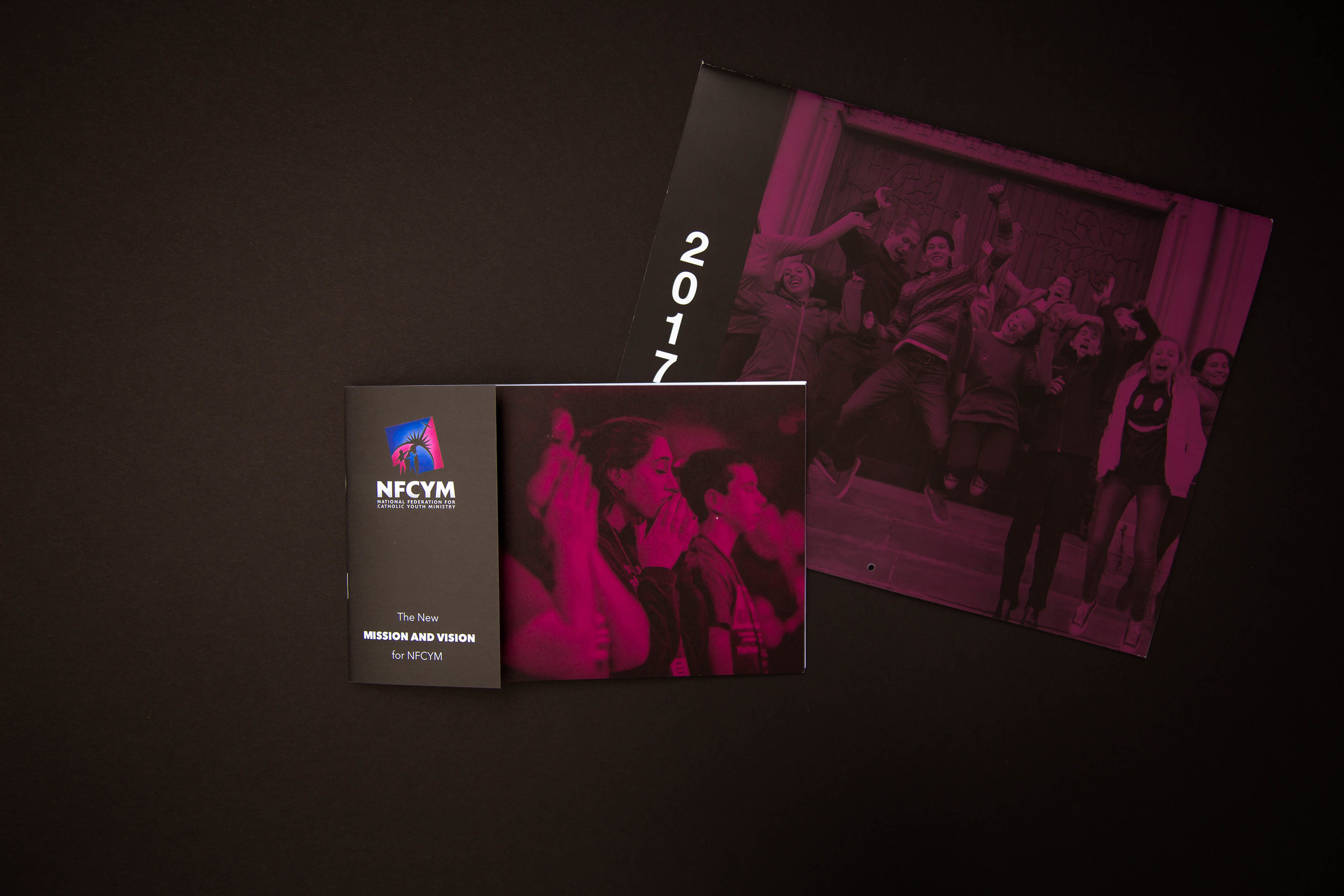 Annual Report and Matching Calendar