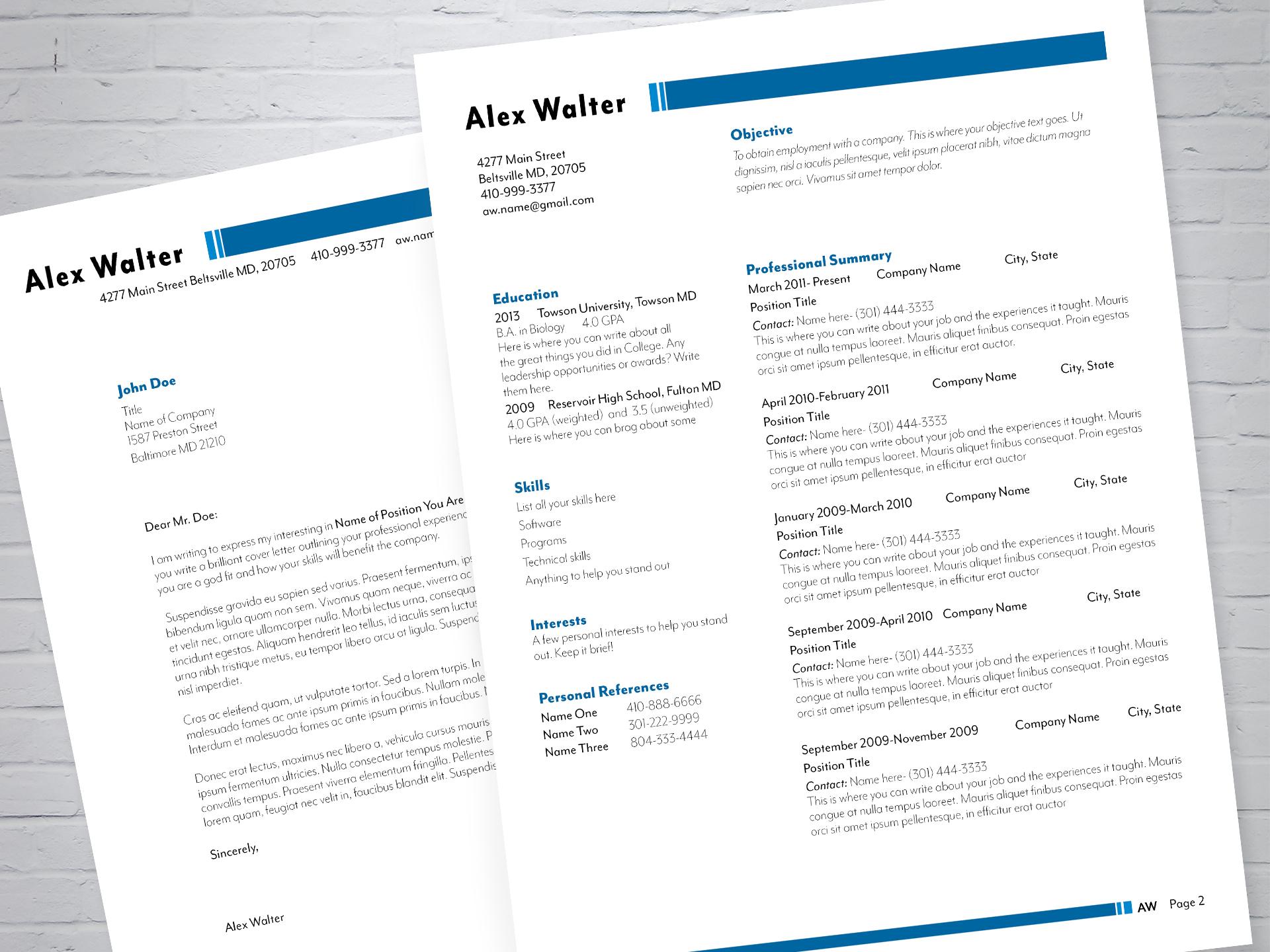 Display versions of the resume_2.jpg