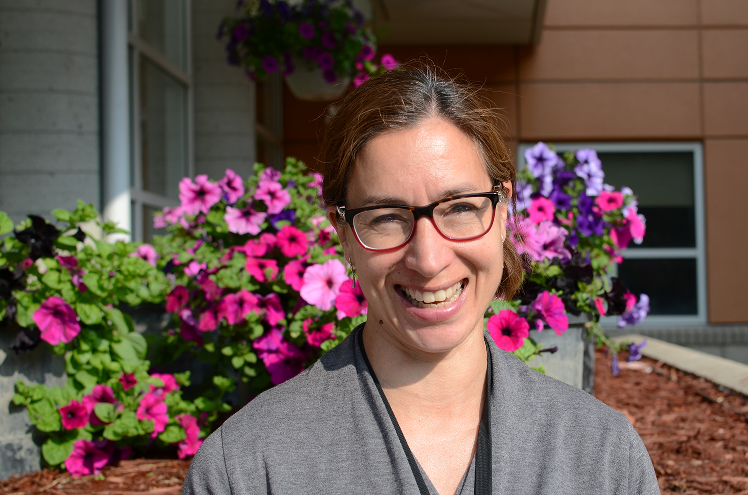 """Salmon says the program doesn't conduct studies that compare the effects of herbal medicine to modern medicine; they rely on patient reports instead. """"If someone feels better after taking traditional medicine, then we're here to support that."""""""