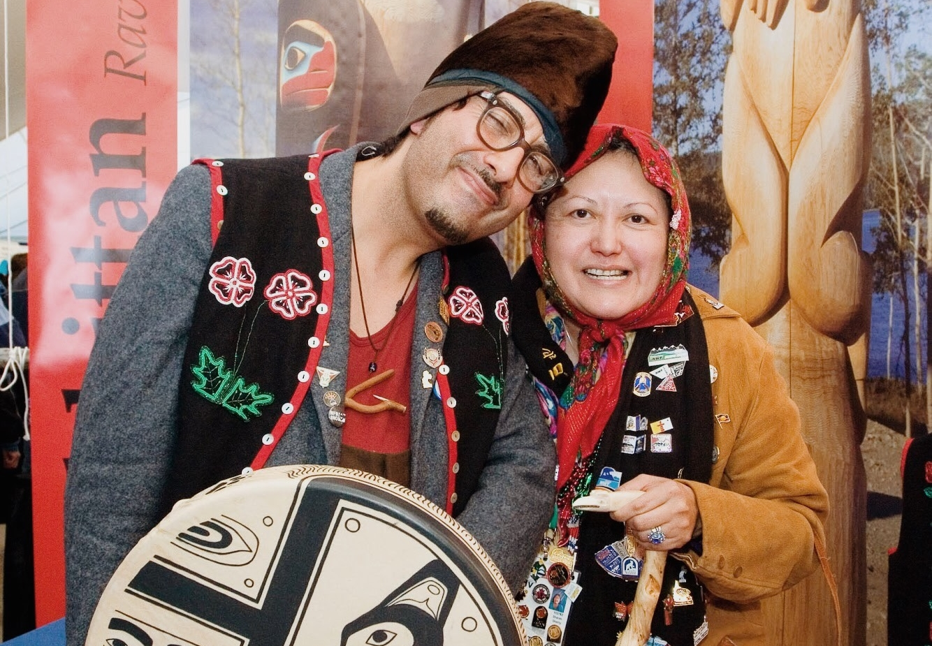 'Humour can heal' - by Lauren Hicks and Astara Van Der JagtSharon Shorty's childhood was full of laughter. Her Gramma Carrie told traditional Tlingit stories and had a knack for making anything funny. With Shorty, the laughter continues.Read more...