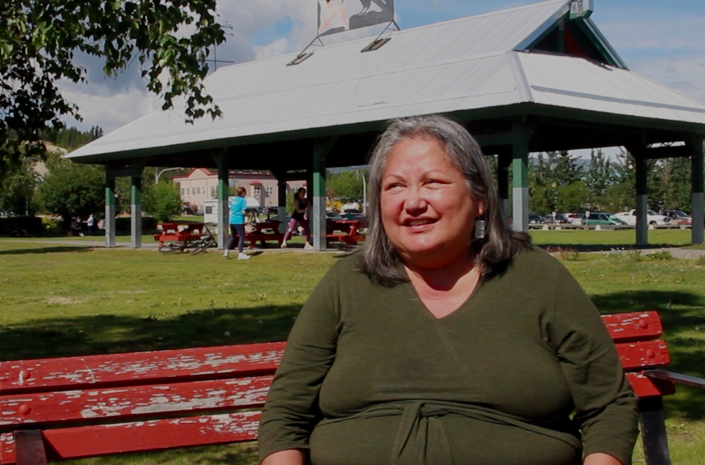 Sharon Shorty explains that the clan system is an integral part of First Nations culture.