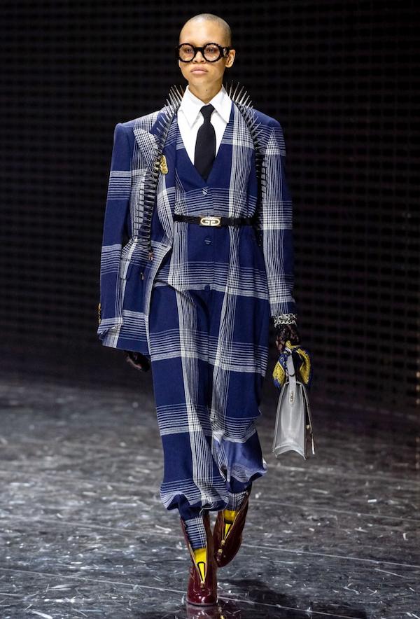 Gucci Fall 2019 via vogue.com