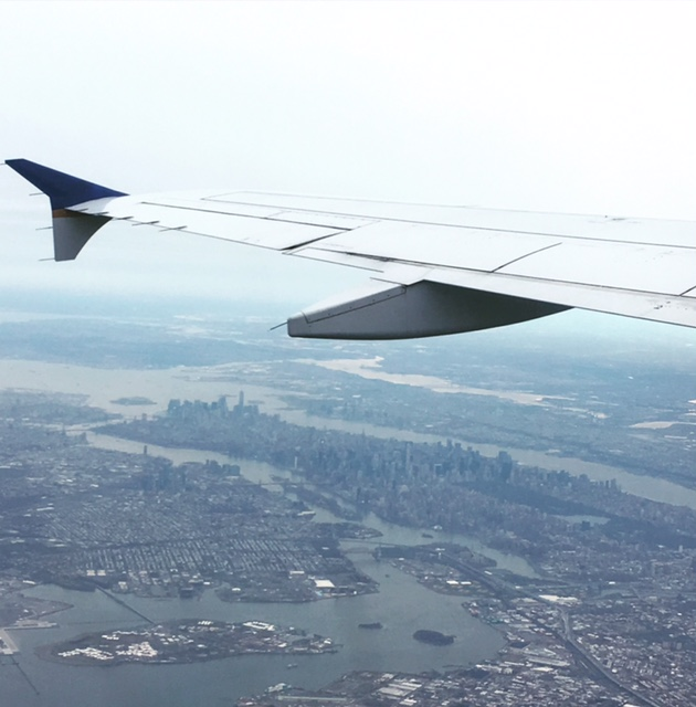 Welcome to New York!