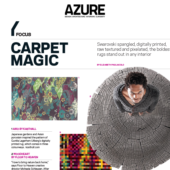Azure Magazine - September 2010Felt City