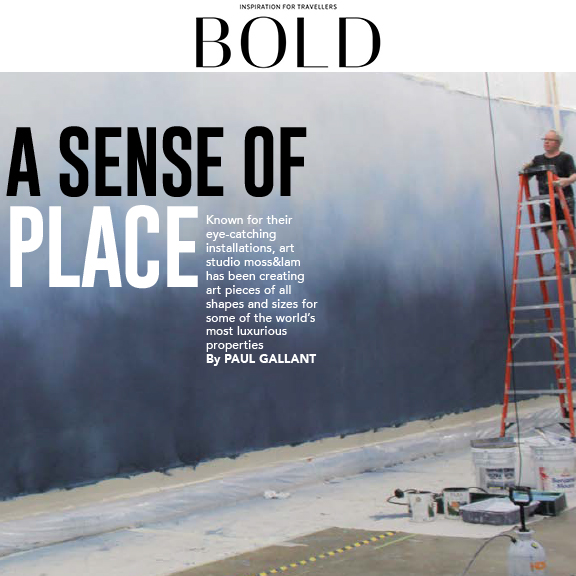 BOLD - December 2017A Sense of Place