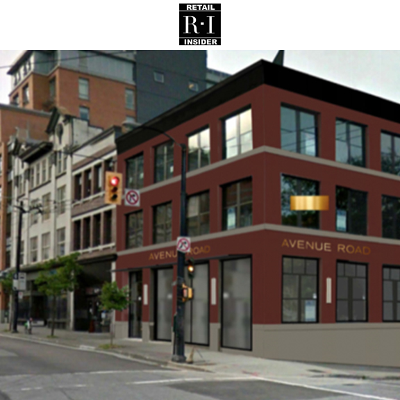 Retail Insider - January 2018Avenue Road Furniture Concept Expanding into Vancouver's Gastown