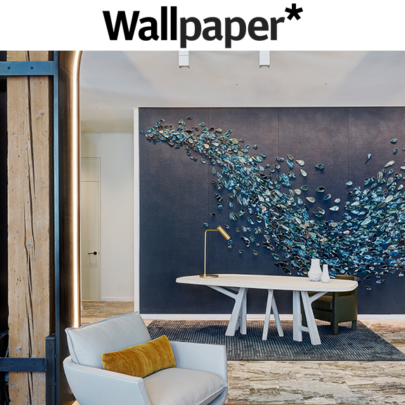 Wallpaper - April 2018A new Vancouver retail space houses modern design, an architectural flower store and more
