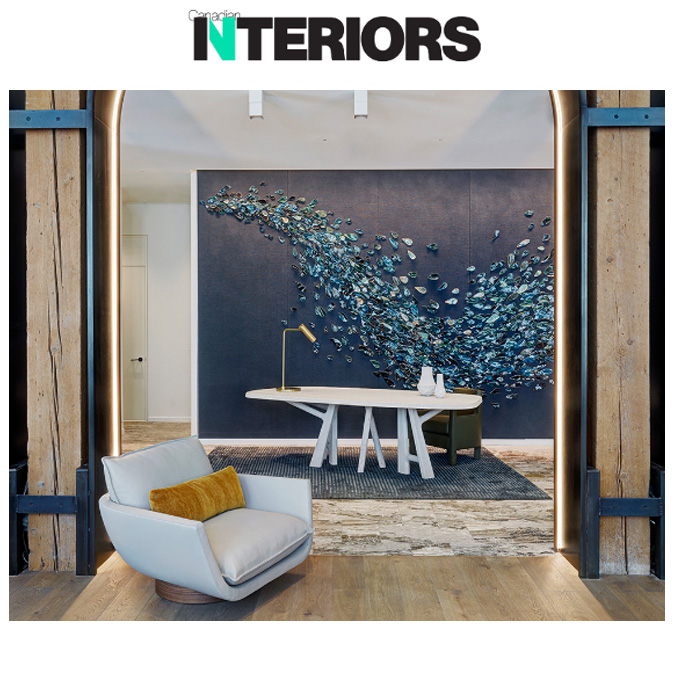 Canadian Interiors - October 2018Grandeur in Gastown