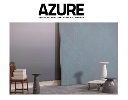 Azure - February 2019Wall Treatments