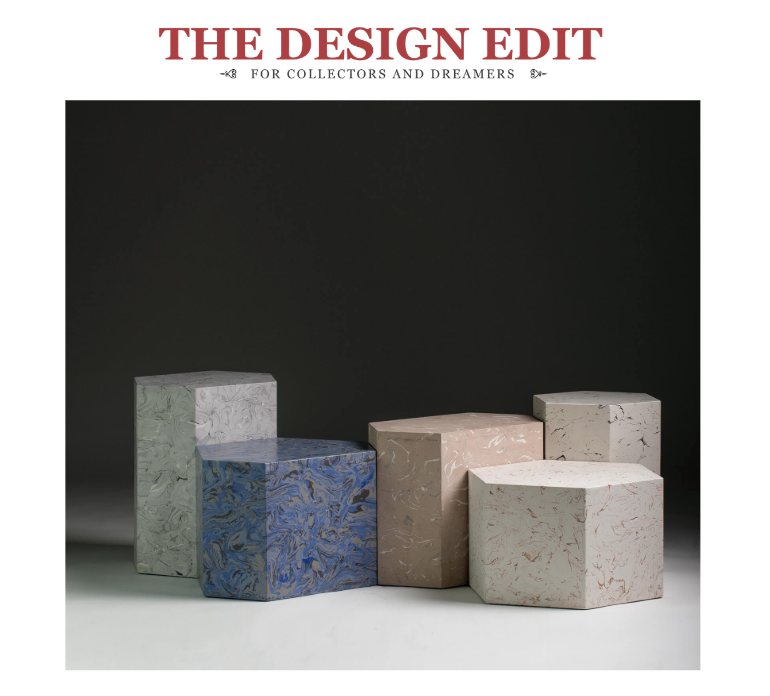 The Design Edit - May 2019Sustaining the traditional crafts process