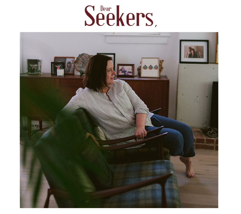 Dear Seekers - July 2019Deborah Moss profile