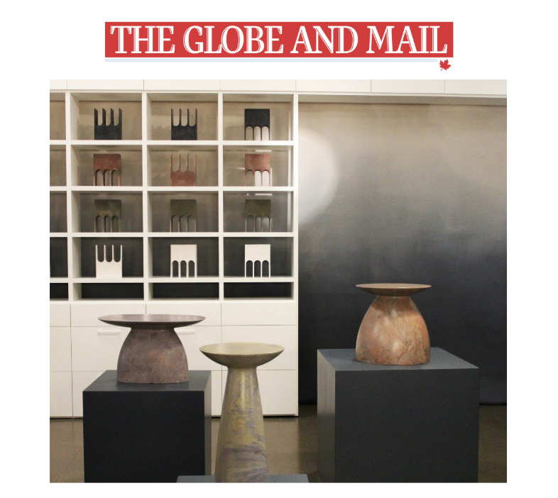 The Globe and Mail - May 2019Style news: Moss & Lam's immersive art installation in Scavolini Toronto's showroom