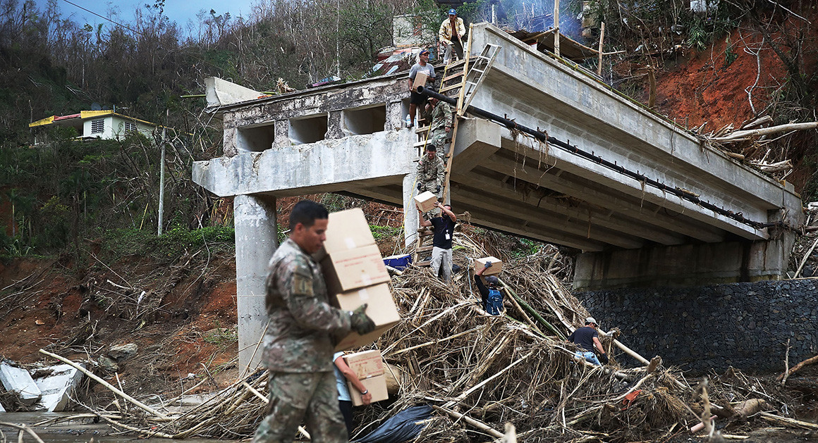 Study: 4,645 people died after Hurricane Maria, far more than official estimate