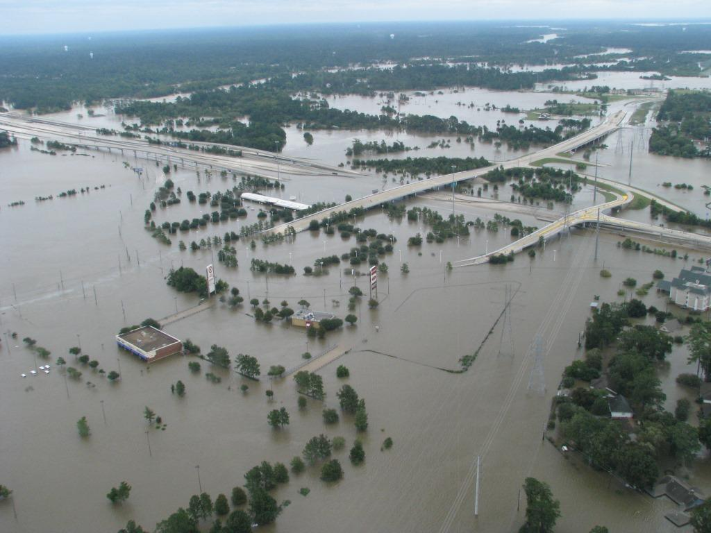 """Post-Harvey Report Provides Inundation Maps and Flood Details on """"Largest Rainfall Event Recorded in US History"""""""