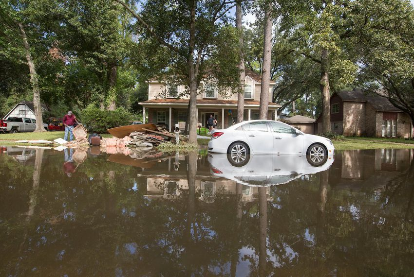Texans in Congress push for release of billions in Harvey aid approved more than a year ago