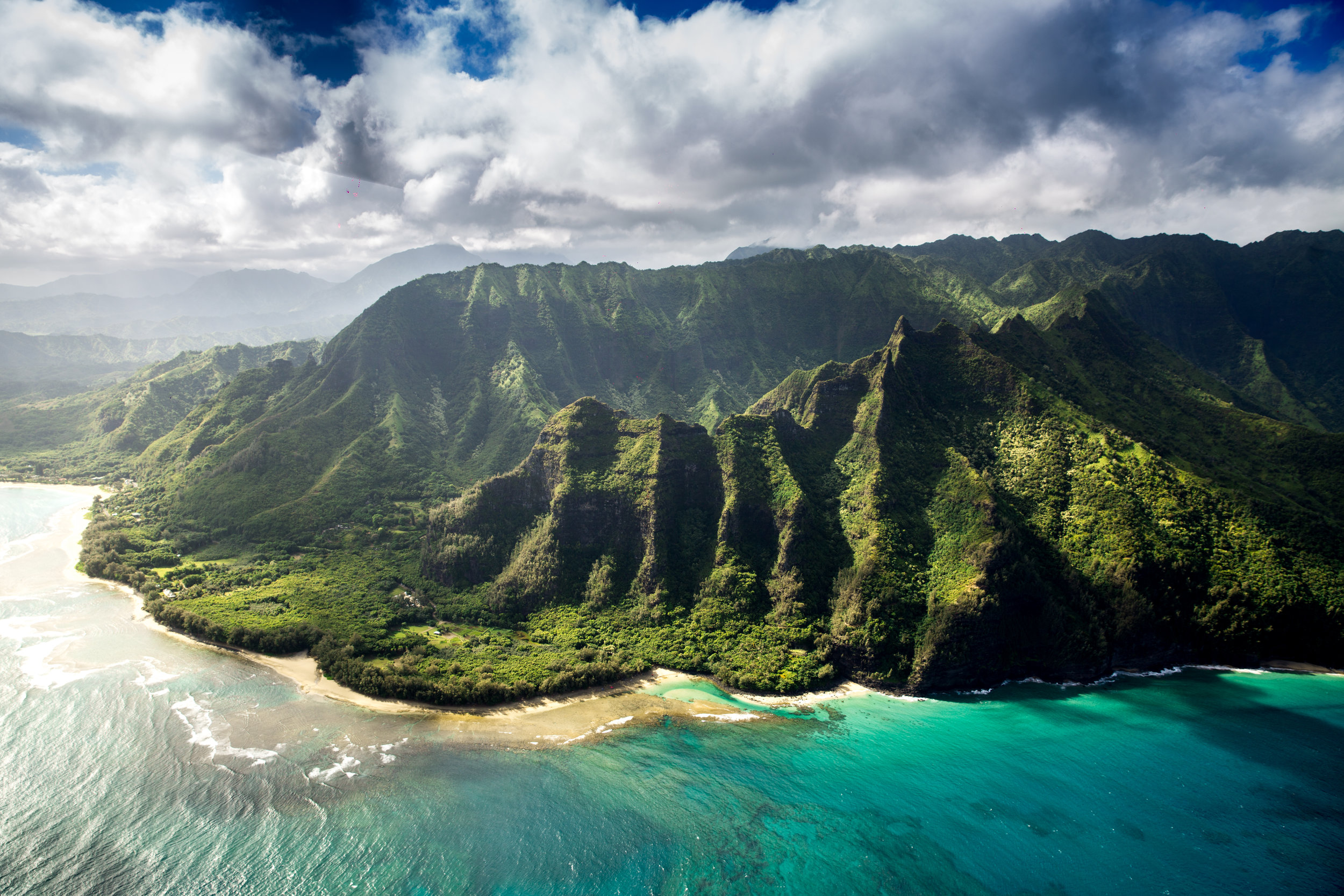 Hawaii - Sustainable solutions for long-term economic recovery and resiliency.