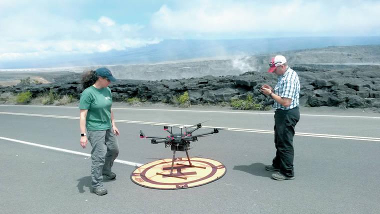 Volcano Watch: New eyes in the sky for monitoring Hawaiian volcanoes
