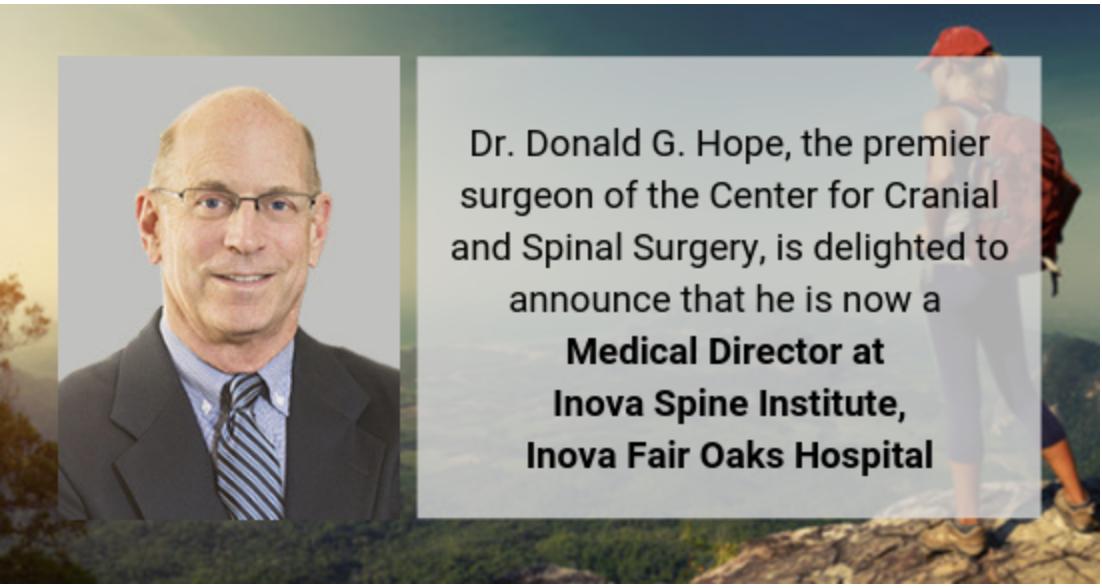 Dr. Hope - Medical Director