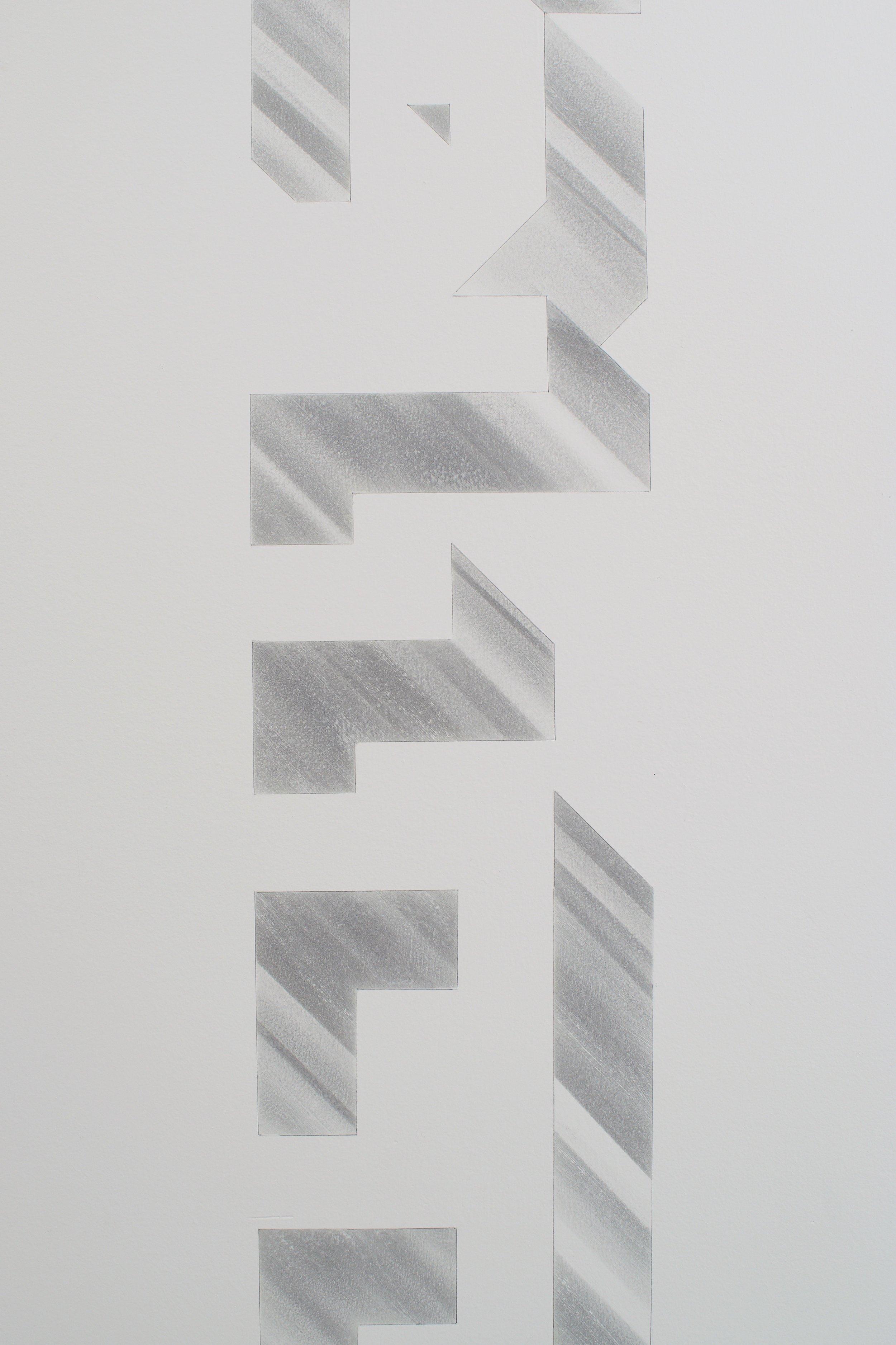 "Enrico Gomez, Detail of ""S.O.S""."