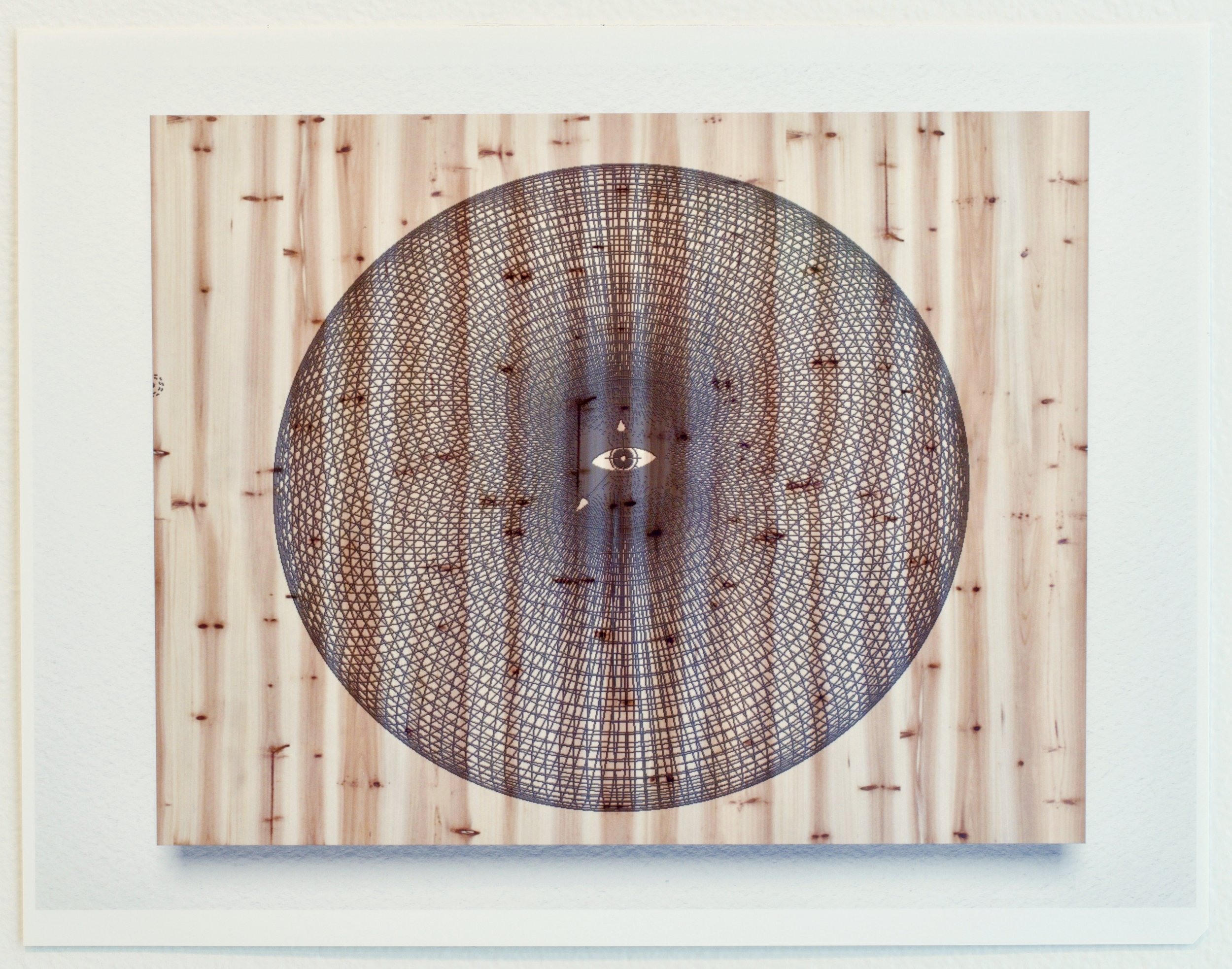 The Eye of Taurus, 2019.  Inkjet print, 8.5 x 11 inches